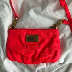 Pink Marc Jacobs bag - Authentic *damaged